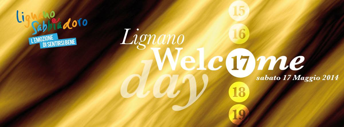 Welcome day Lignano